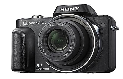 цифровой фотоаппарат Sony DSC-H10 Black