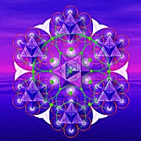 sacred geometry Море Барханов