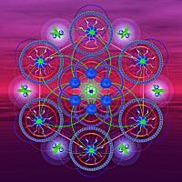 sacred geometry Поток города тайн тысячелетий.