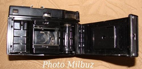 фото камера - вид сзади